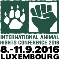 International Animal Rights Conference 2013 in Luxembourg