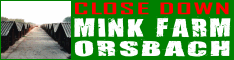 Close Down Mink Farm Orsbach
